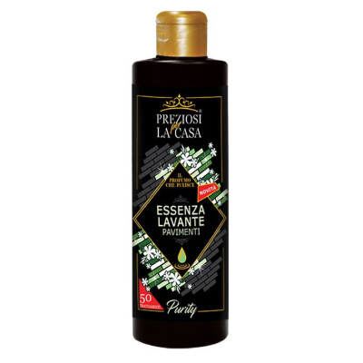 PREZIOSI TESSUTI ESSENZA LAVANTE PER PAVIMENTI PURITY 235 ML