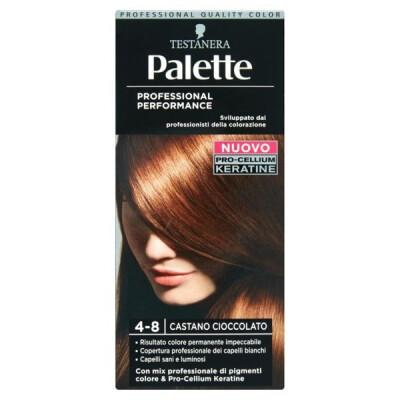 PALETTE PROFESSIONAL COLOR N.4-8 CASTANO CIOCC.