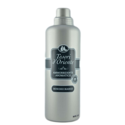 TESORI D'ORIENTE AMMORBIDENTE MUSCHIO BIANCO 750 ML