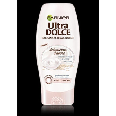 ULTRA DOLCE BALSAMO DELICATEZZA D'AVENA 200 ML