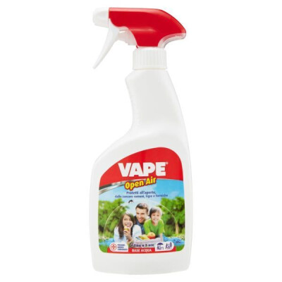 VAPE OPEN AIR INSETTICIDA TRIGGER 500 ML