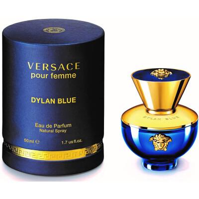 VERSACE DYLAN BLUE FEMME EDP 50 ML