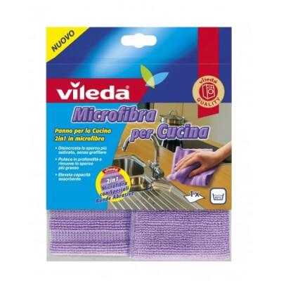 VILEDA PANNO MICROFIBRA CUCINA 2IN1