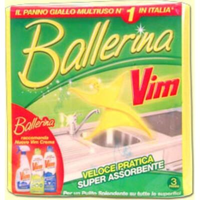 VIM PANNO BALLERINA 3 PZ.