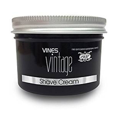 VINES V. SHAVE CREAM 125 ML