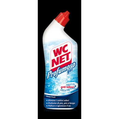 WC NET PROFUMOSO GEL 700 ML.ASS.