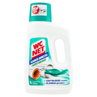 WC NET SCARICHI DOMESTICI ANTIOD.1000 ML