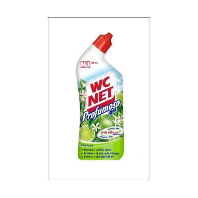 WC NET PROFUMOSO GEL LIME FRESH 700 ML