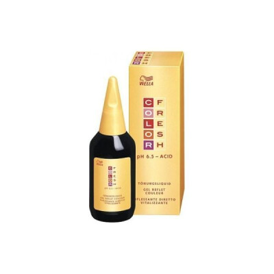 WELLA COLOR FRESH 6,34 75 ML BIONDO SCURO ORO RAMATO