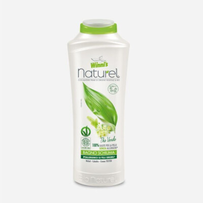 WINNI'S BAGNO THE VERDE 500 ML