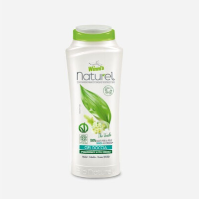 WINNI'S GEL DOCCIA THE VERDE 250 ML