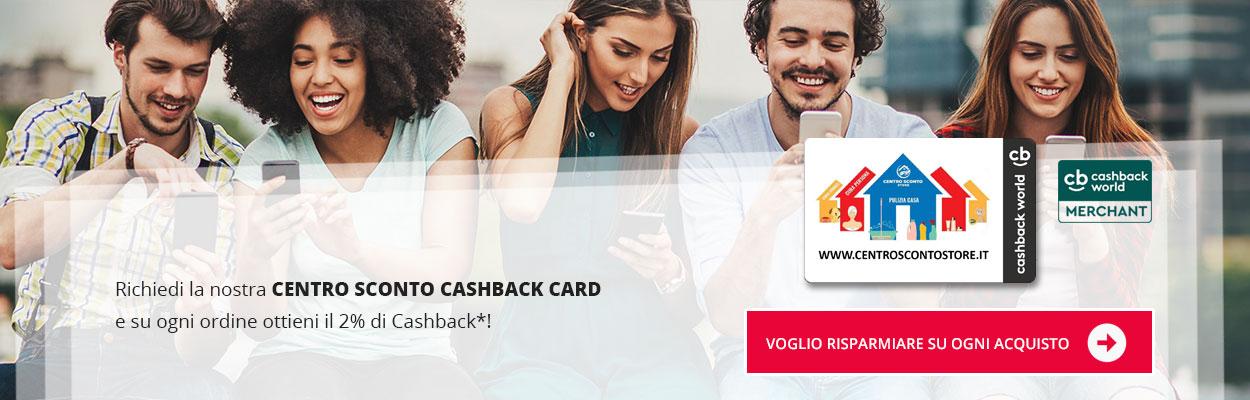 Centro Sconto Cashback Card